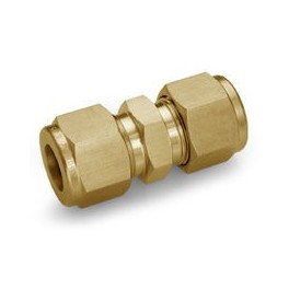 Compression Double Union Brass Fittings