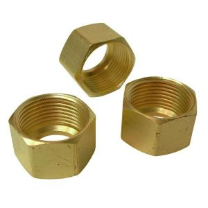 Compression Nut Brass Fittings