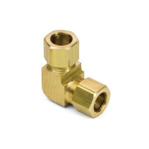 Compression Union Elbow Brass Fittings
