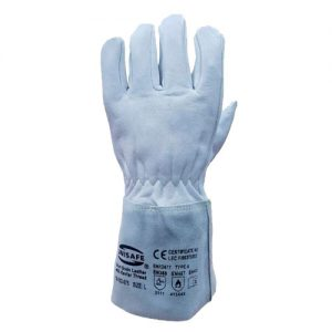 Premium Goat Skin Leather Glove