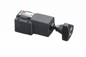 control relief valves