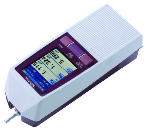 Mitutoyo-SJ210-Surface-Roughness-Tester