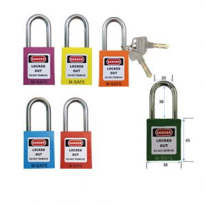 Padlock Lockout