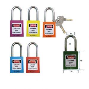 Padlock Lockout