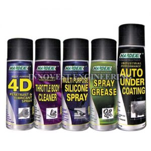 Cleaning & Lubrication