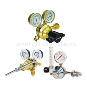 Flow Meter & Regulator