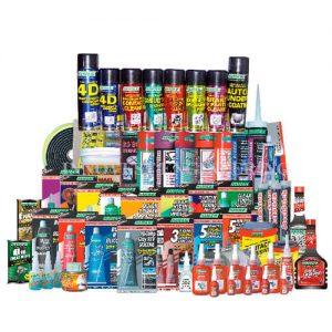 Adhesive, Sealants & Aerosol