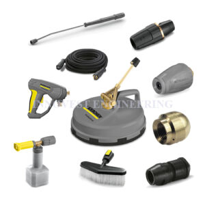 Commercial High Pressure Cleaner Accessories