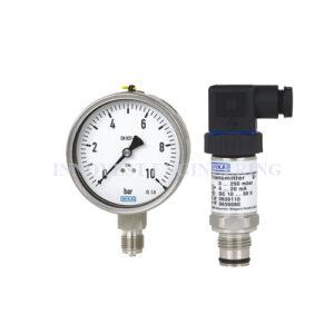 Vacuum & Pressure Gauge & Sensor